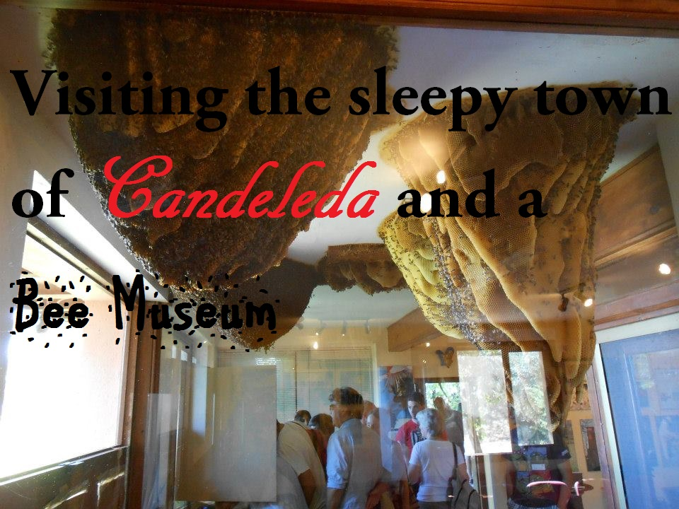 Visiting the sleepy town of Candeleda and a Bee museum