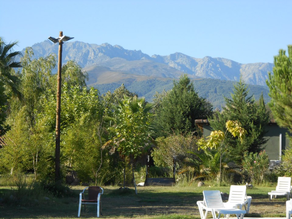 candeleda, mountains, view