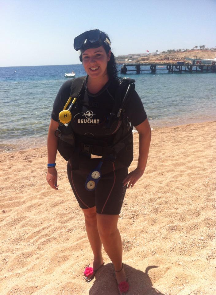 scuba diving, Egypt