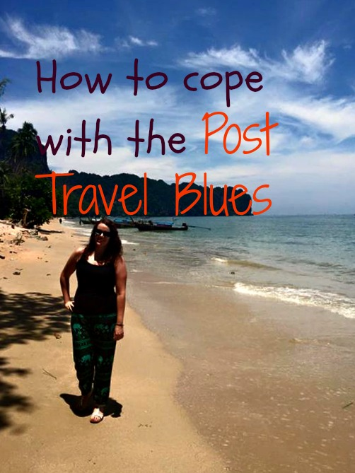Pearls of Wisdom: How to cope with the post travel blues