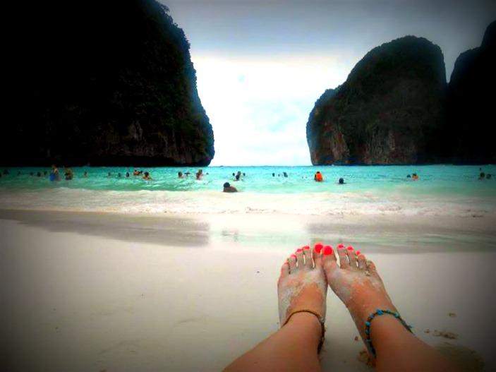 Maya bay in Thailand, paradise!