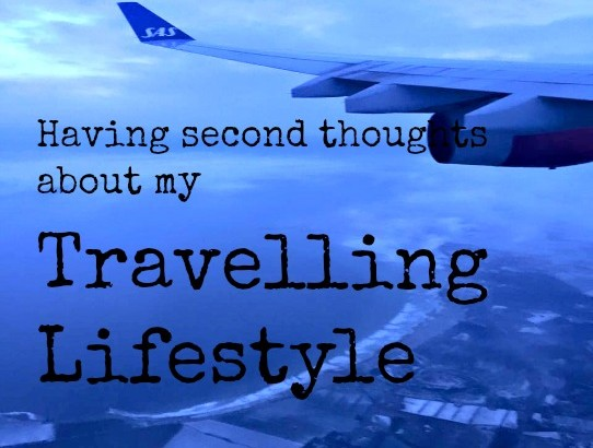 travelling lifestyle