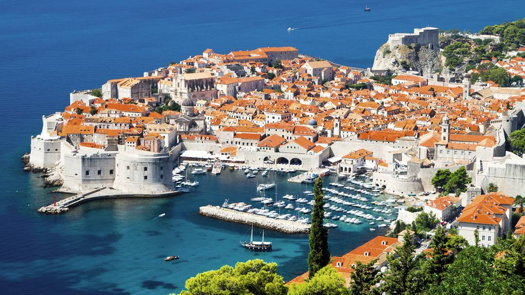 Dubrovnic looks like one of the most photogenic cities in the world