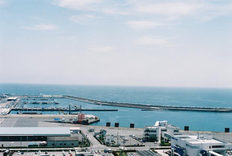 Ushiku port