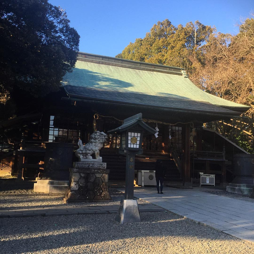 shrine utsunomiya